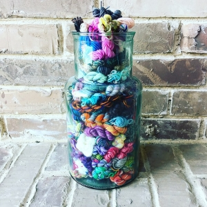 Cozy Memories Jar