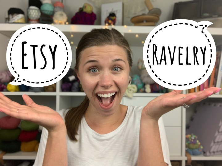 How Pattern Designers Get Paid: Ravelry vs.Etsy